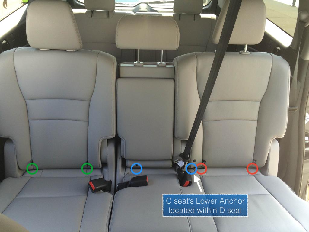 car seat friendly vehicles. Black Bedroom Furniture Sets. Home Design Ideas