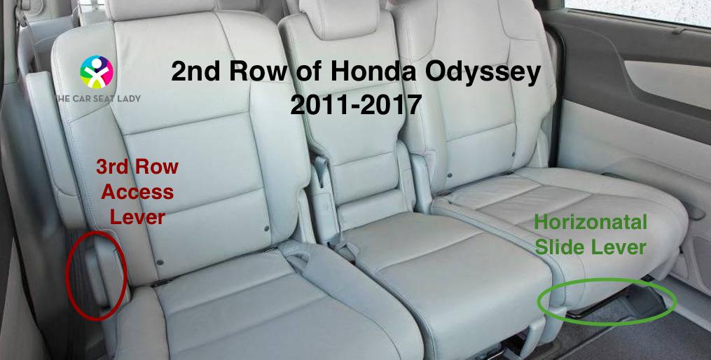 The Car Seat Lady – Honda Odyssey Recalls
