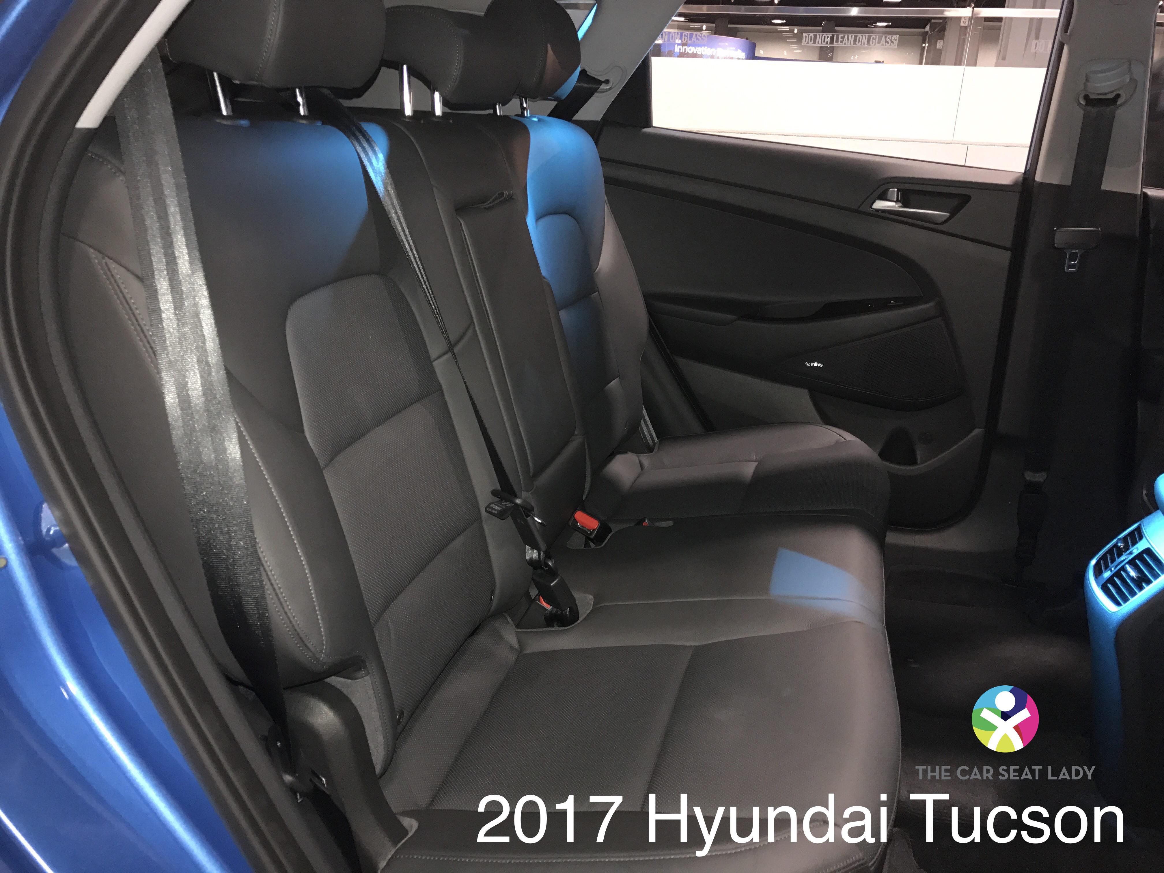 The Car Seat Ladyhyundai Tucson