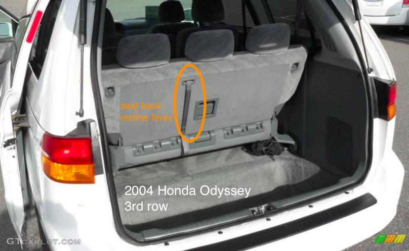 The Car Seat Lady Honda Odyssey