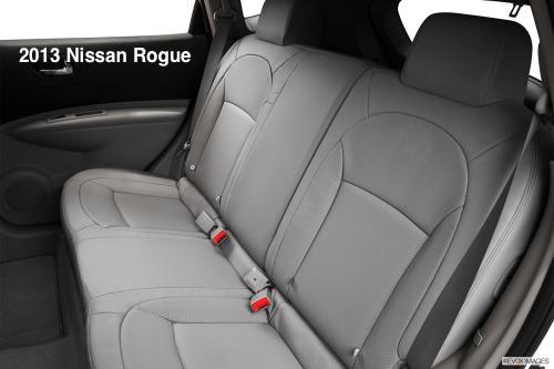 2008 2017 Nissan Rogue