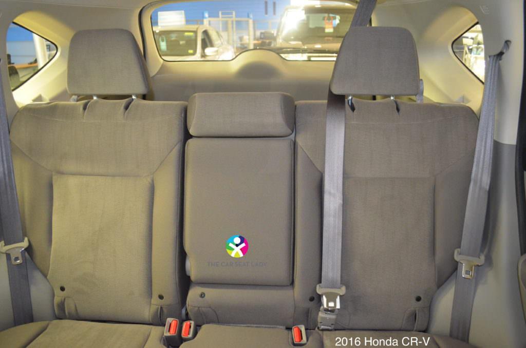 The Car Seat Lady Honda Cr V