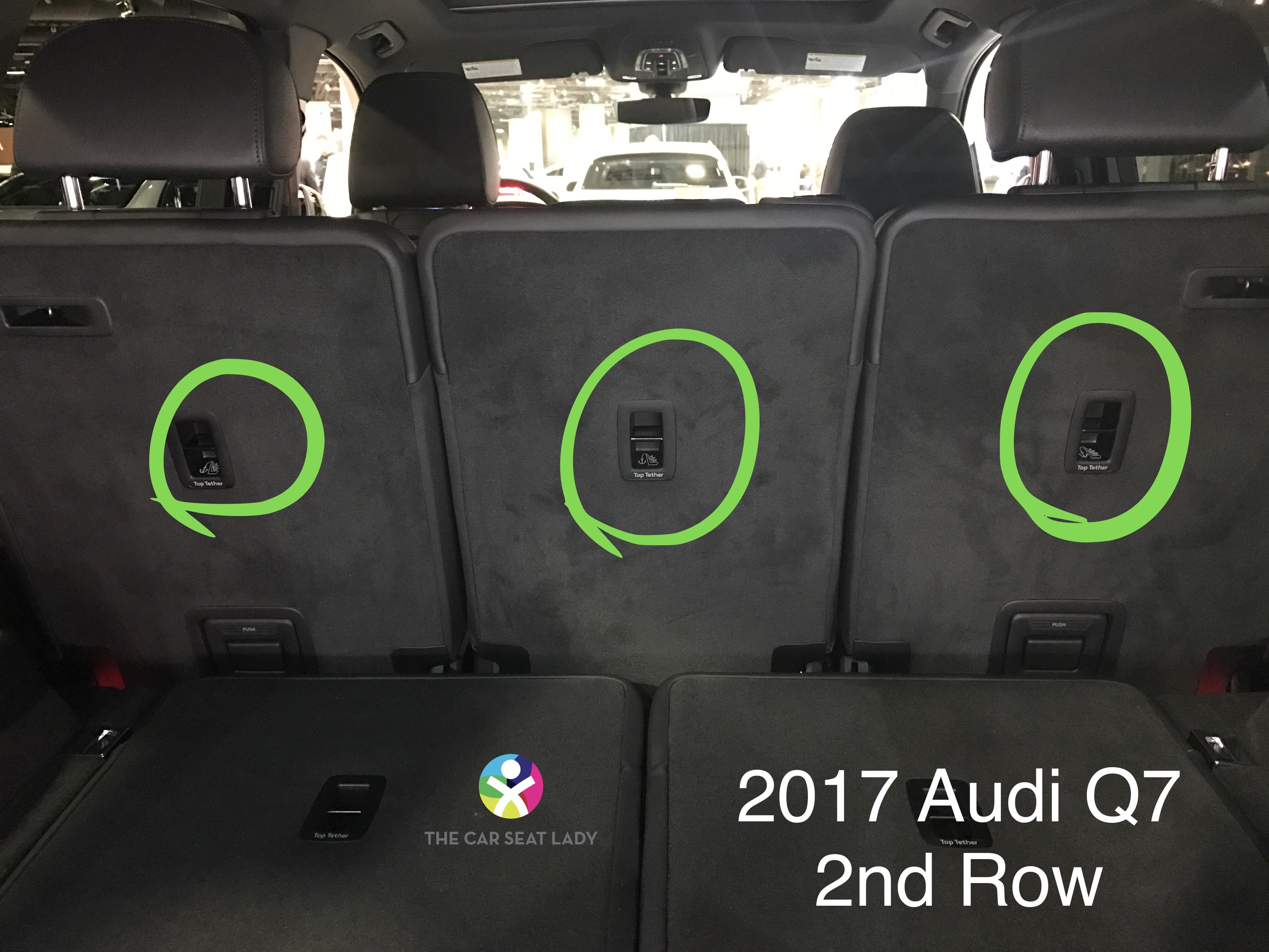 The Car Seat Lady Audi Q - Audi car seat