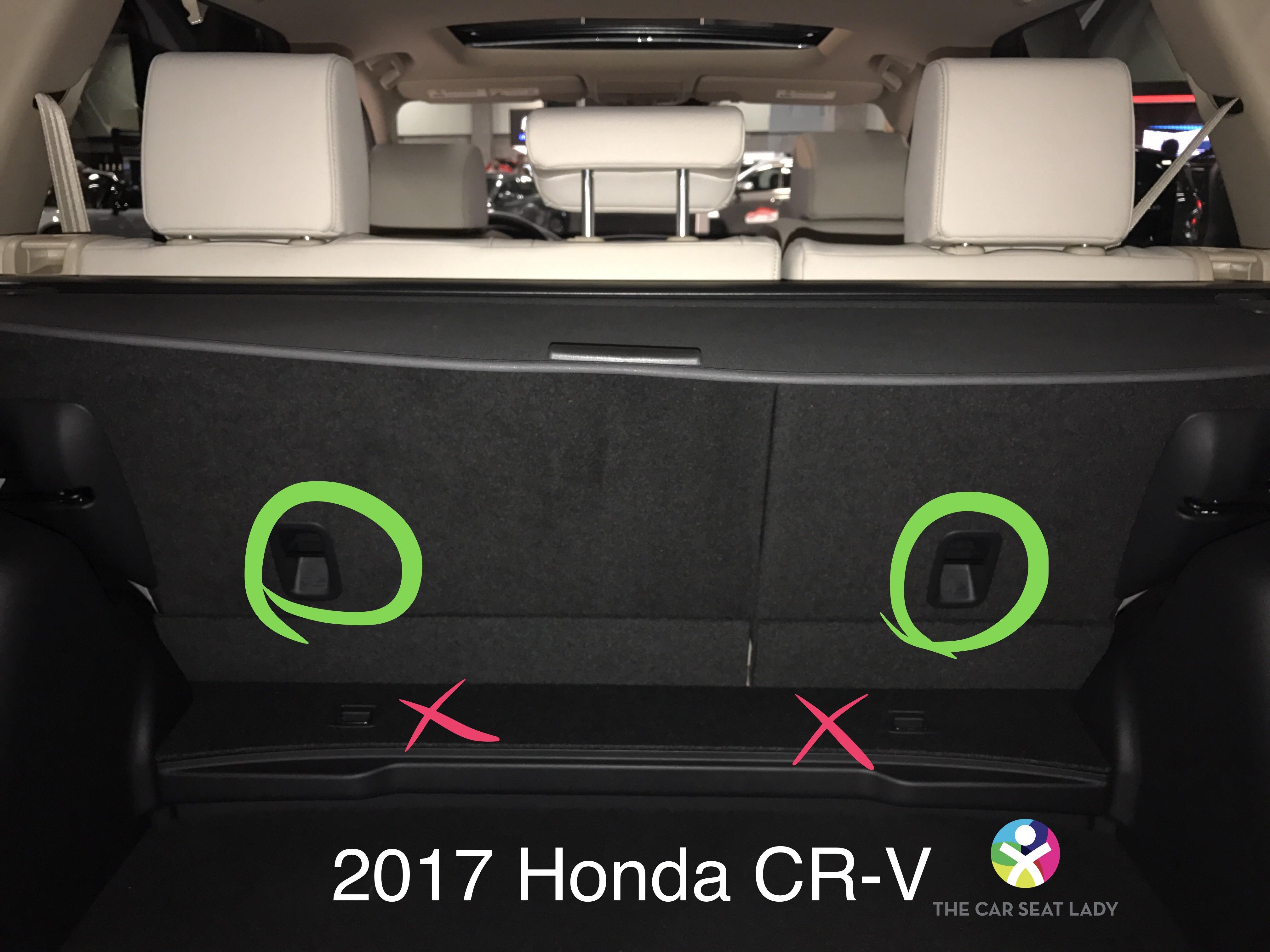 The Car Seat Lady – Honda CR-V