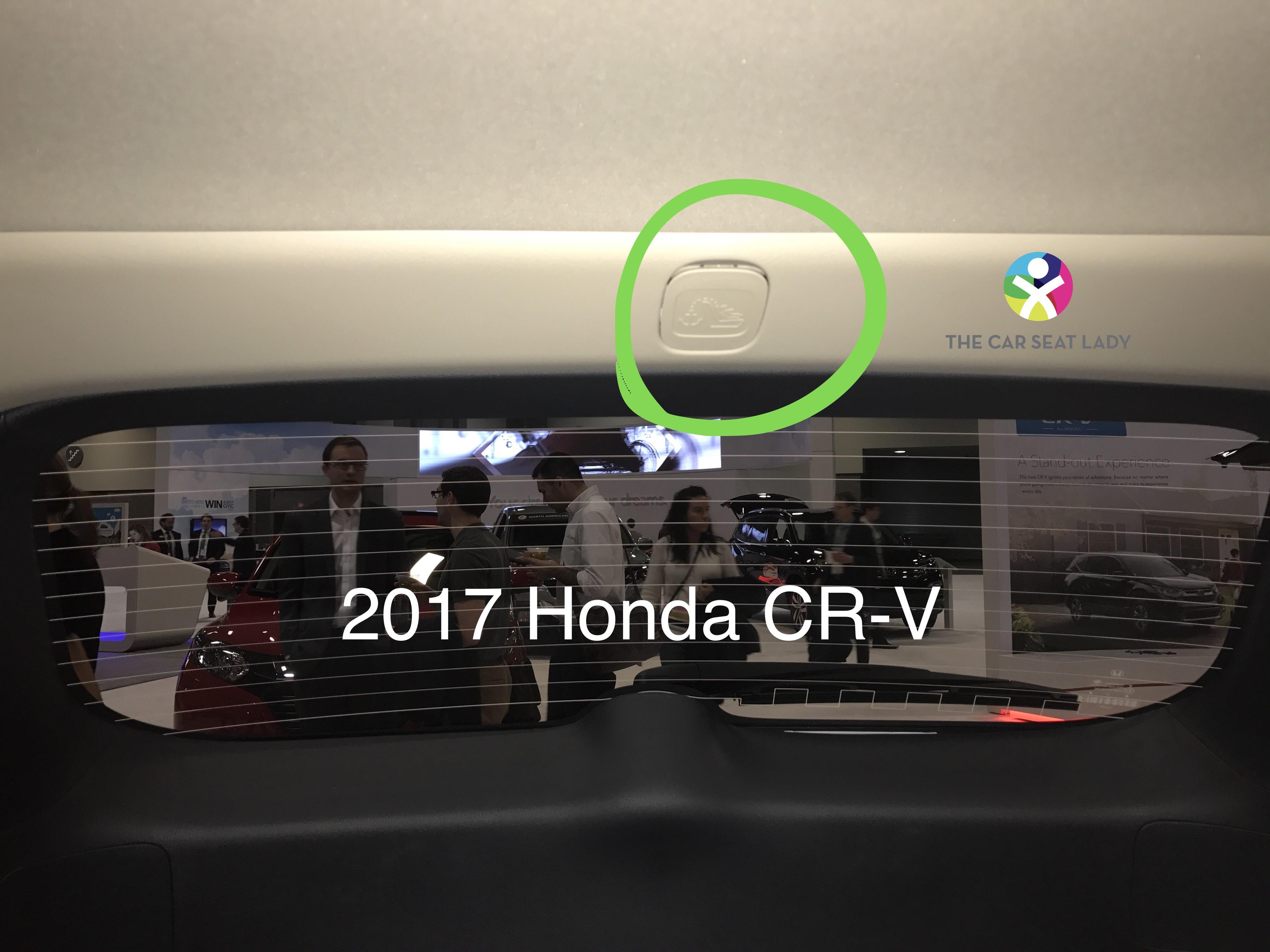 The Car Seat Ladyhonda Cr V The Car Seat Lady