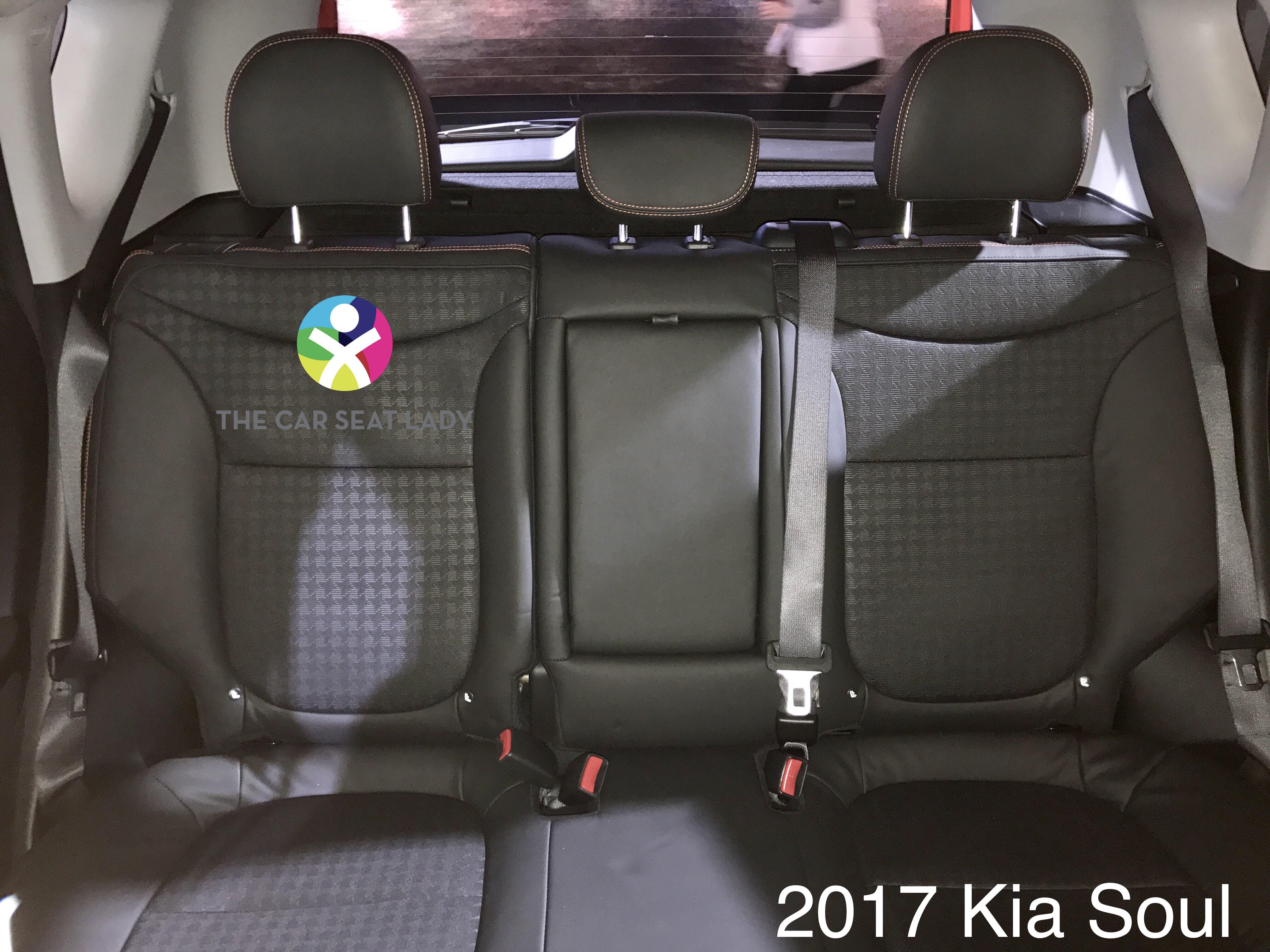 Kia Soul: Seat belt restraint system