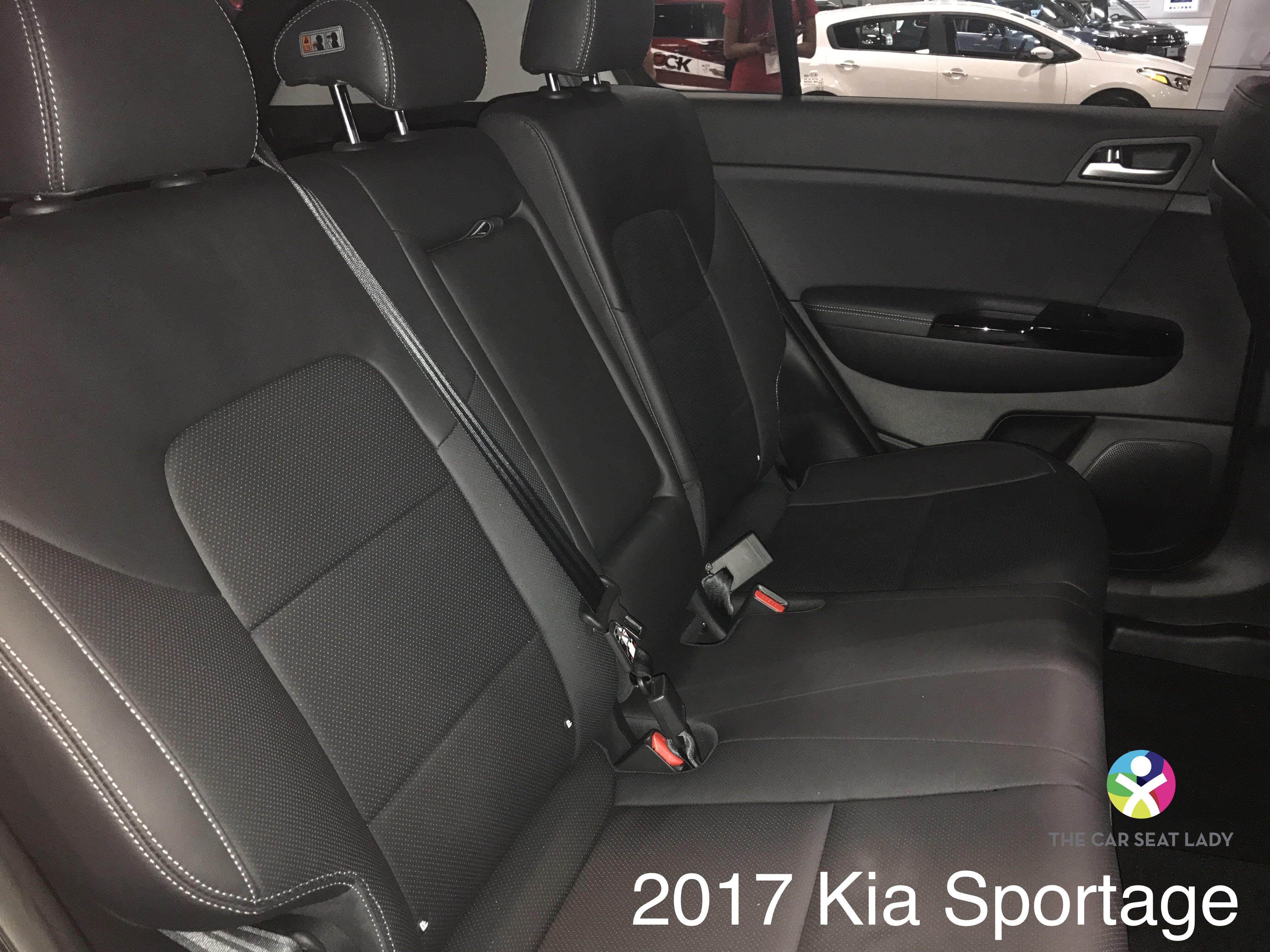 2017 2016 Kia Sportage