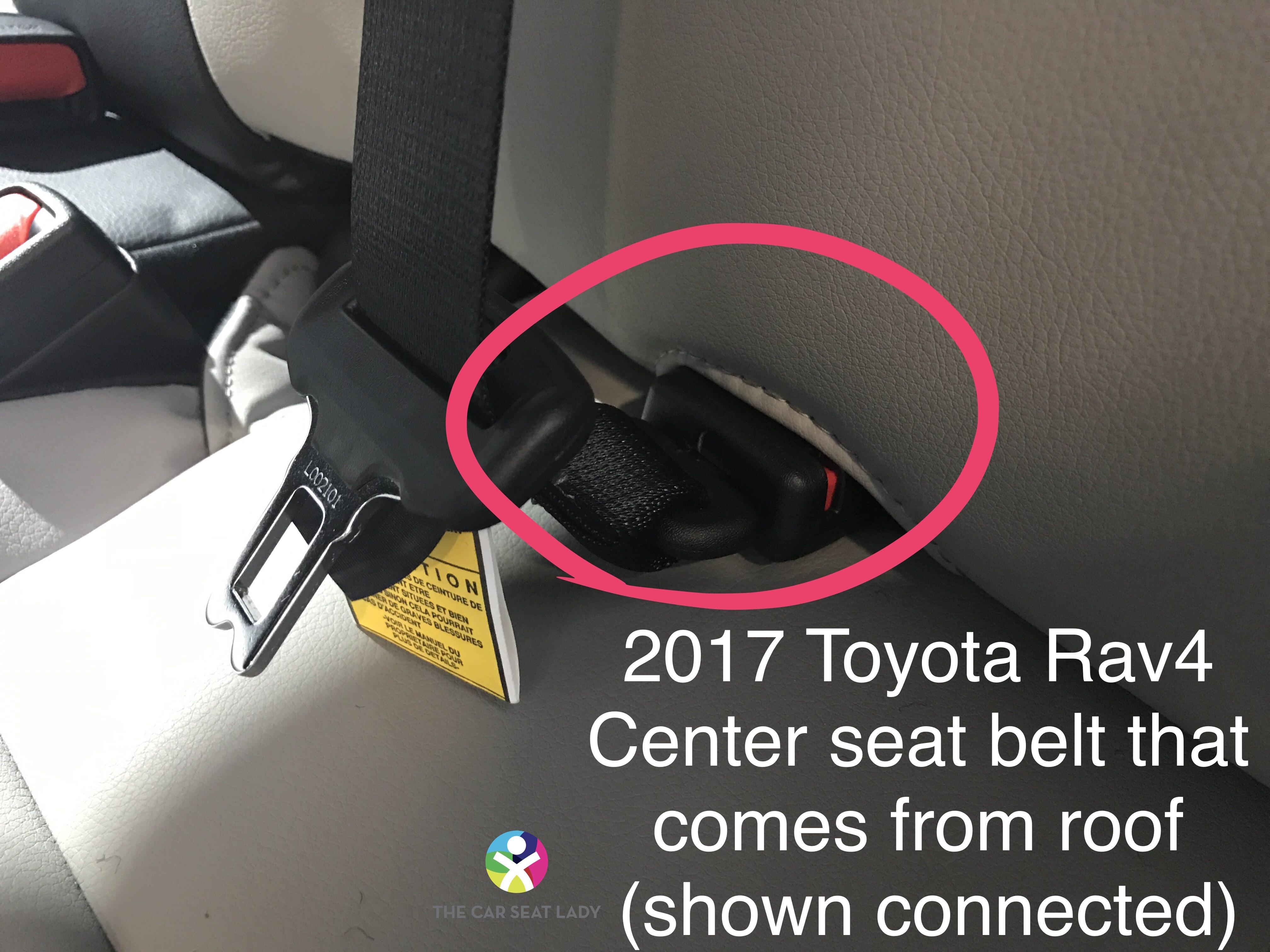 The Car Seat Ladytoyota Rav4 The Car Seat Lady
