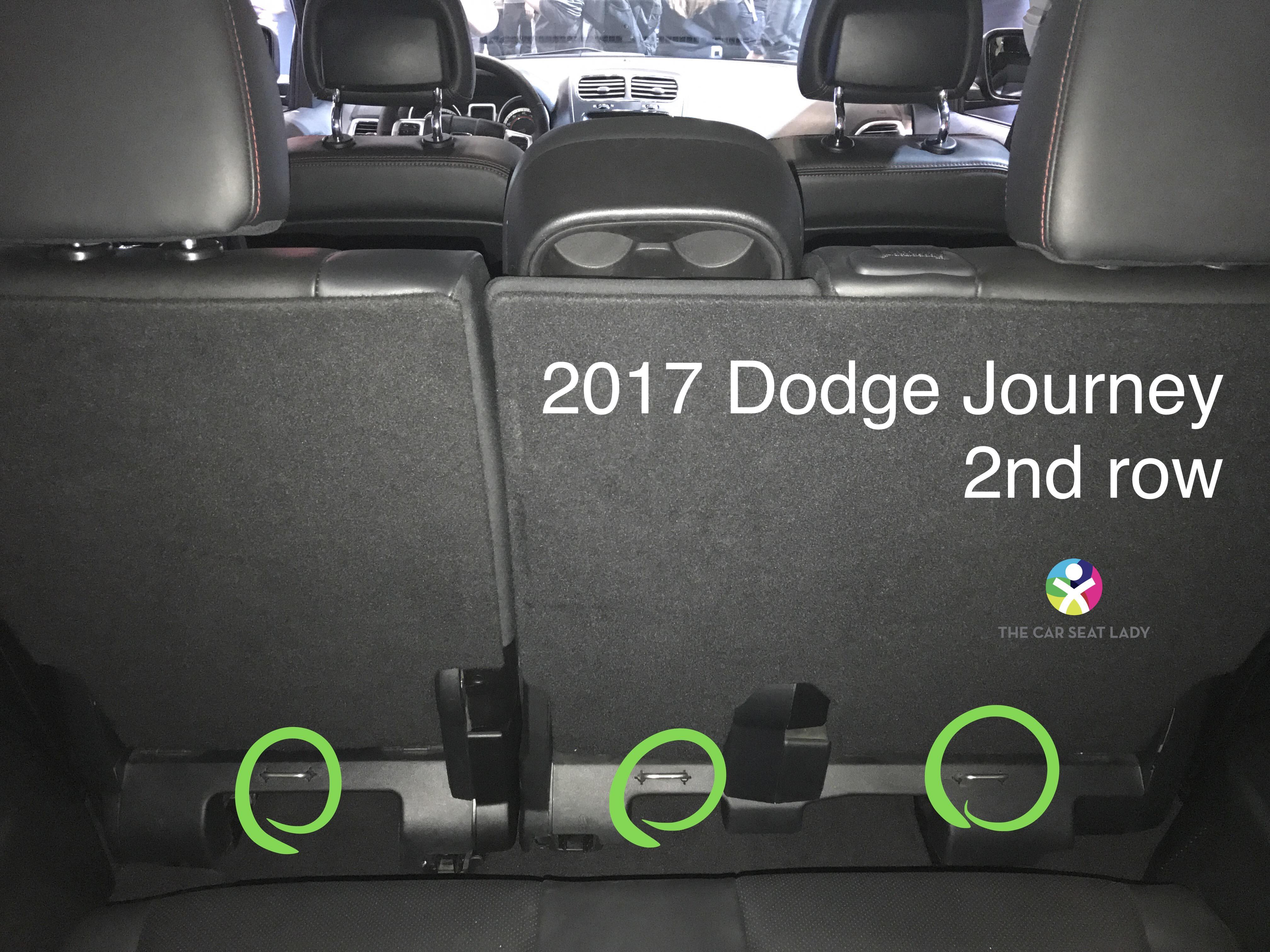 2018 Dodge Journey >> The Car Seat Lady – Dodge Journey