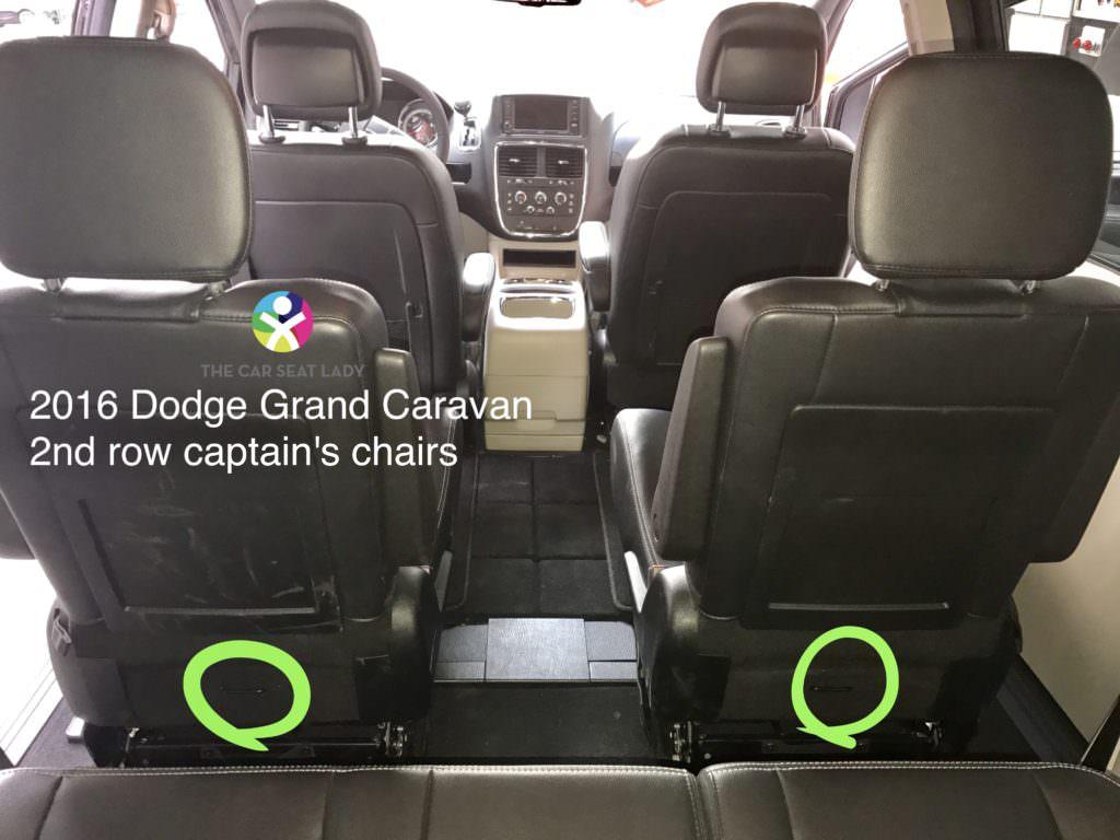 Second Row Bench Seat Dodge Caravan
