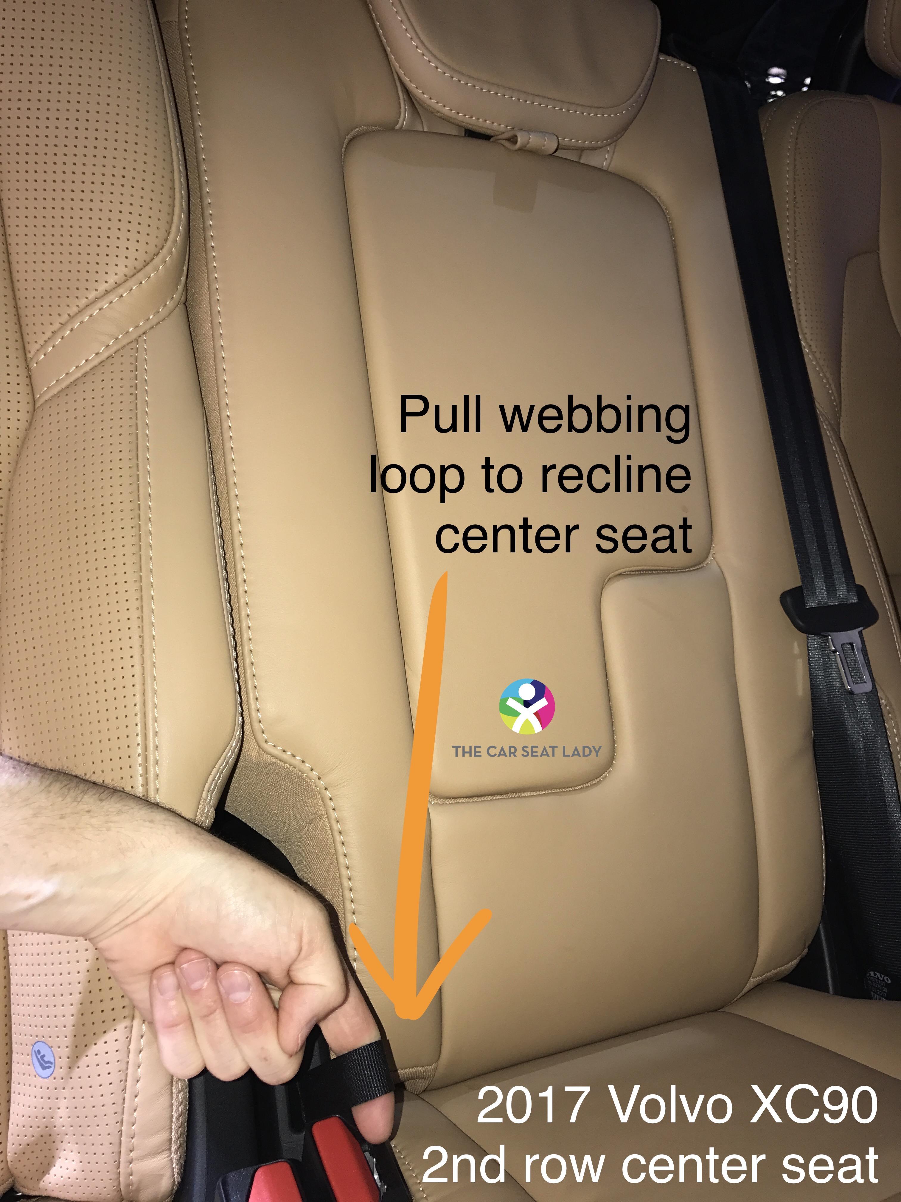 the car seat lady  u2013 volvo xc90