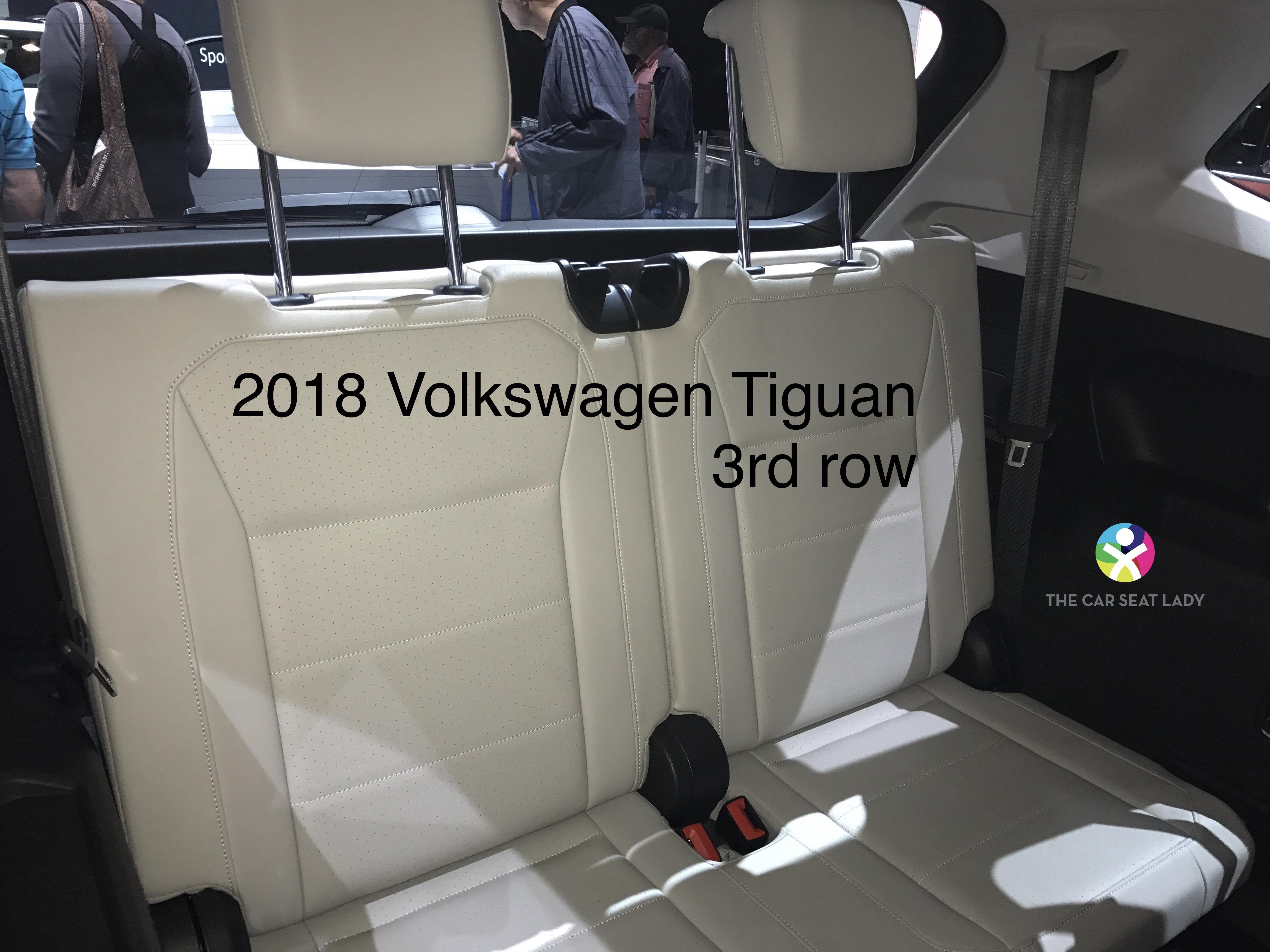 The Car Seat Lady – Volkswagen Tiguan