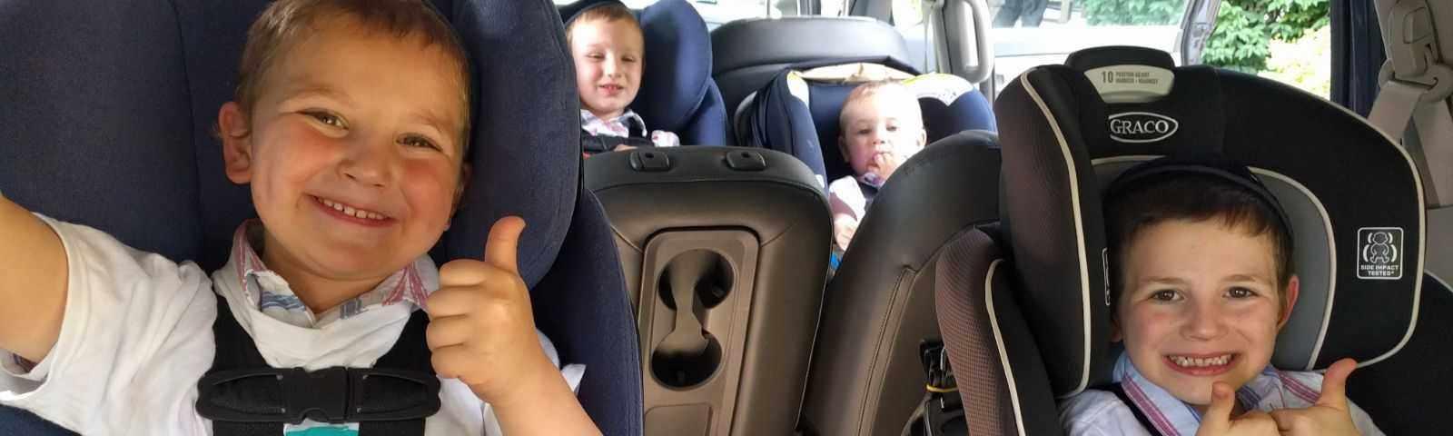 The Car Seat Lady – Forward-Facing Seats