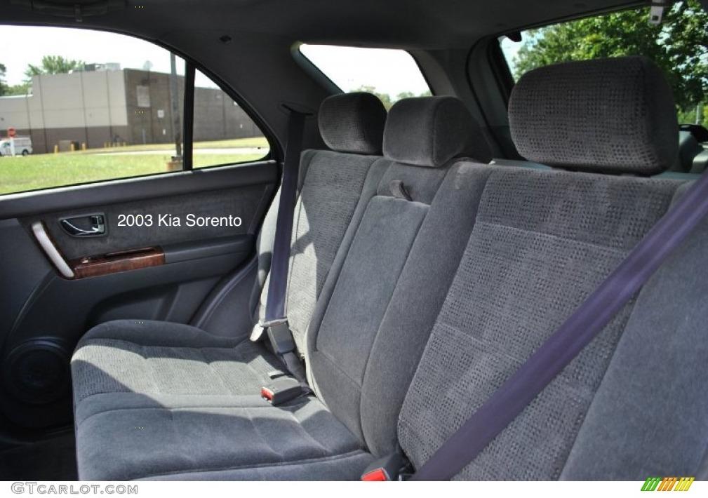 The Car Seat Lady Kia Sorento