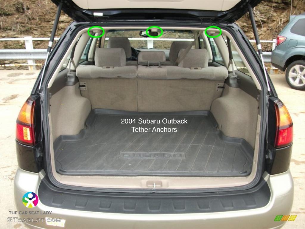 The Car Seat Lady Subaru Outback 2006 Wiring Mirror 2001