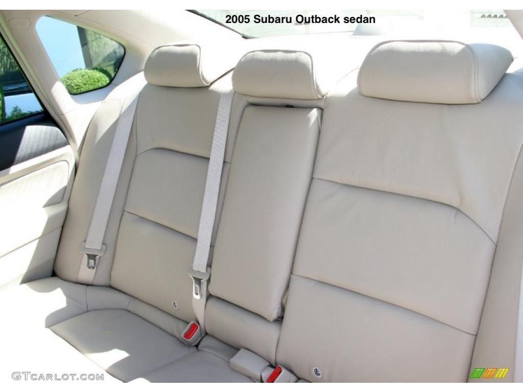 2001 2004 Subaru Legacy Sedan