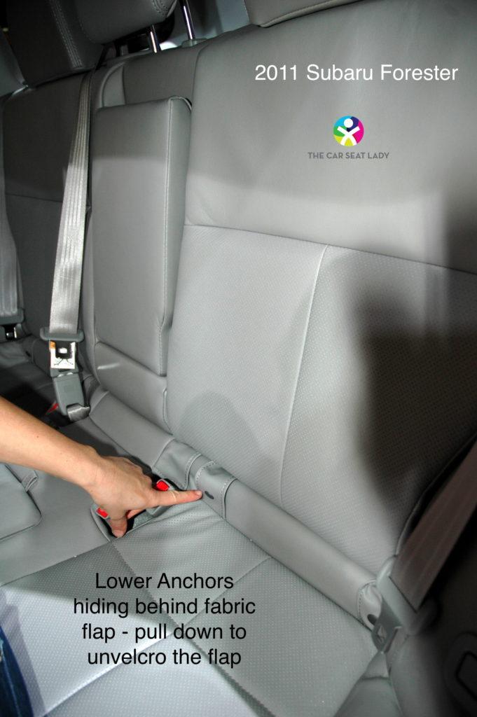 The Car Seat Ladysubaru Forester The Car Seat Lady