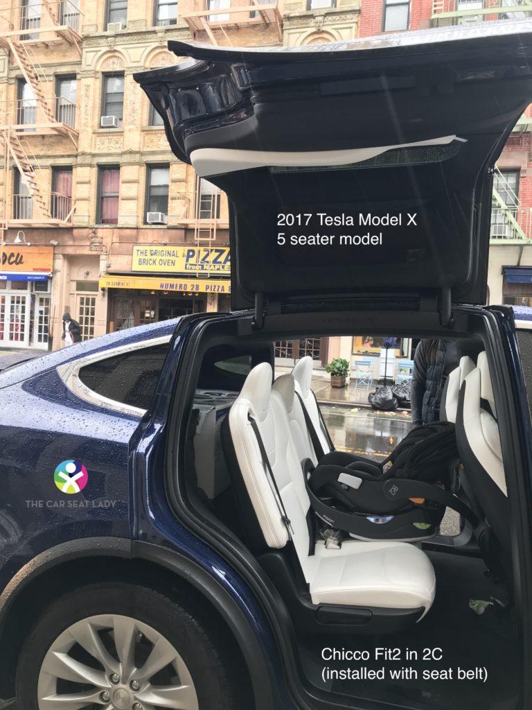 the car seat lady tesla model x. Black Bedroom Furniture Sets. Home Design Ideas