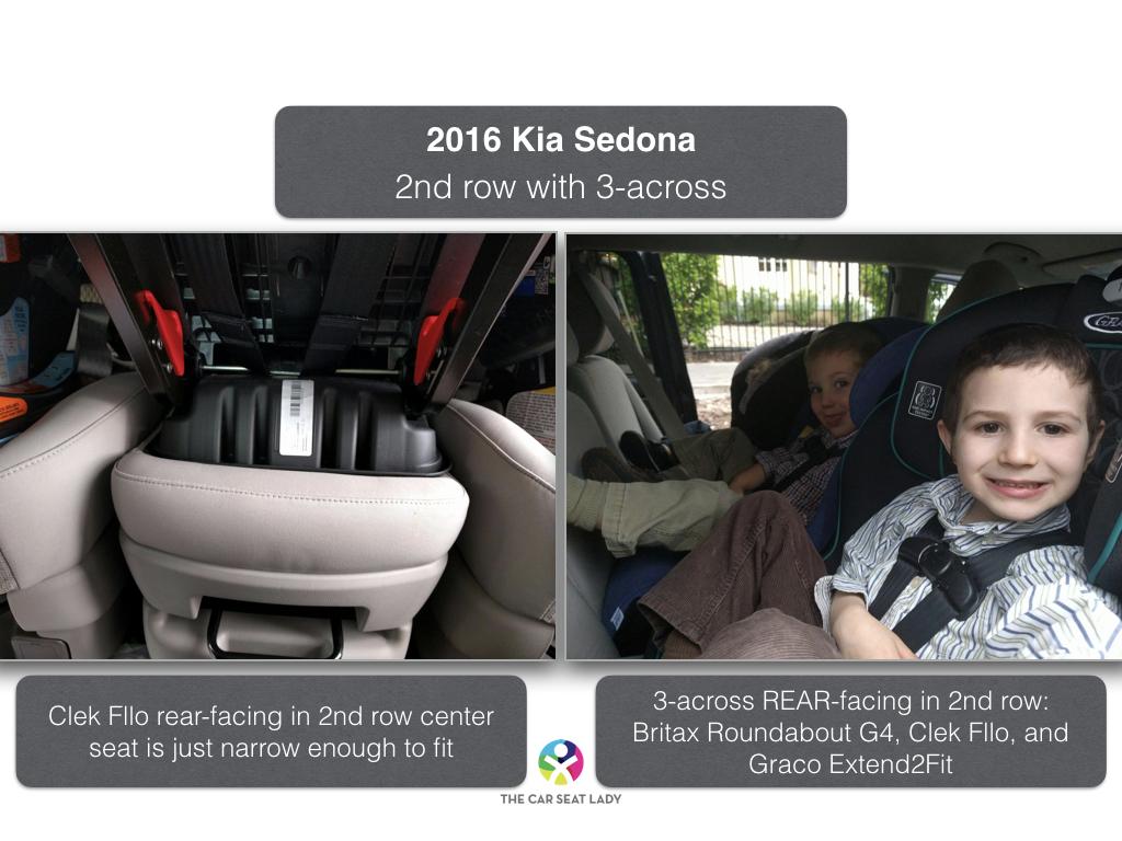 The Car Seat Lady Kia Sedona Youtube 2005 Engine Diagram 2008 2012