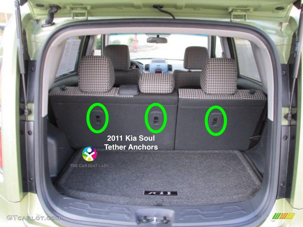 Full Size Van >> The Car Seat Lady – Kia Soul