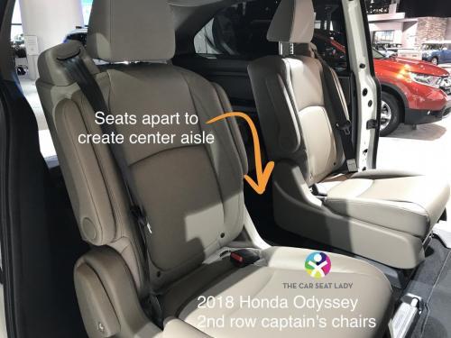 The Car Seat Lady – Honda Odyssey