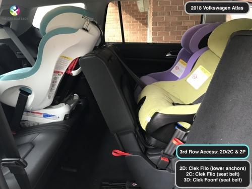 2018 Volkswagen Atlas 2D Fllo 2C fllo 3D foonf rf w 2P tilted