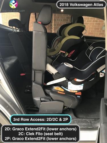 2018 Volkswagen Atlas 2nd row E2F RF in 2D 2P w 2P tilted Fllo RF in 2C